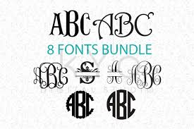 monogramed letters cricut fonts bundle svg not typing monogram letters svg cricut