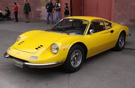 ferrari yellow car dino 206 gt and 246 gt wikipedia