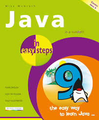 in easy steps new release java in easy steps 6th edition