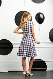 camo fit u0026 flare dress spots and squares collection pinterest