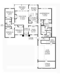 2 Story Country House Plans by House Plans With Bonus Room One Story House Plans House Plans With