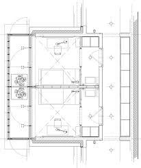 piano floor plan renzo piano rehabilitation of the ronchamp site