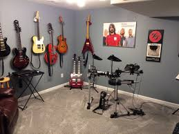 music room decorating ideas small minimalist of home music studio