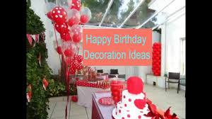Happy Birthday Decoration Ideas 41 Simple and Beautiful Birthday