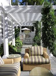 Backyard Shade Ideas Patio Shade Ideas Patio Traditional With Climbing Plants Columns