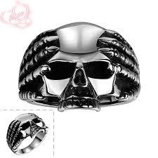 skull wedding bands mens skull wedding rings