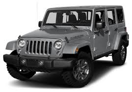 white jeep rubicon 2017 jeep wrangler unlimited overview cars com