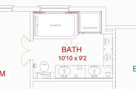 Master Bathroom Design Plans Photo Of Fine Master Bathroom Floor - Master bathroom design plans