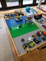 Diy Lego Table by Diy Lego Table Vincent
