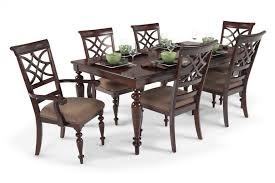 bobs furniture kitchen table set woodmark 7 set bob s discount furniture