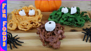 Halloween Monster Cakes by How To Make Funnel Cakes At Home Monster Funnel Cakes