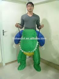 dinosaur halloween costume for adults hi rosh funny inflatable dinosaur costumes for adults inflatable