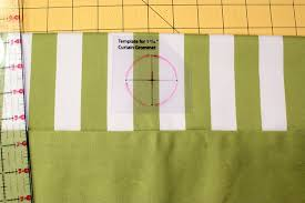 lined grommet top curtain tutorial and new bekko home dec for