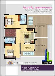 1878 sq feet free floor plan and elevation home ideas house