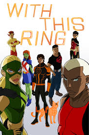 young justice with this ring young justice si thread twelve sufficient