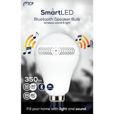 tcp bluetooth speaker bulb bc 1pk at wilko com