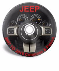 2007 to 2016 jeep compass u0026 patriot service repair workshop manual