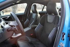 Volvo C30 Polestar Interior P3 Seats In A P2