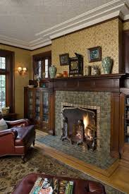 Fireplace Room by 110 Best Arts U0026 Crafts Fireplaces Images On Pinterest Craftsman
