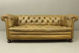 used chesterfield sofa 19th century leather chesterfield sofa