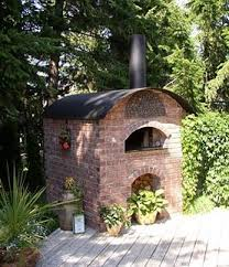 Brick Oven Backyard by 289 Best Wood Ovens And Bbq Images On Pinterest Outdoor Kitchens