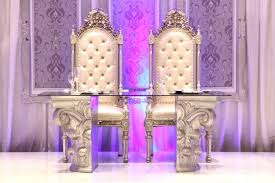 his and hers wedding chairs king and rental chairs for wedding search my