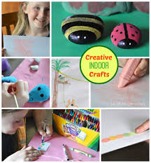 creative indoor kids crafts with crayola make life lovely