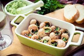 escargot cuisiné recette escargots à la thiaucourt