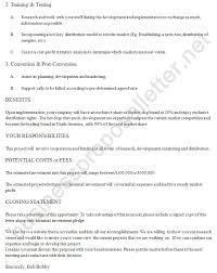 ideas of how to write a letter for business partnership sample for