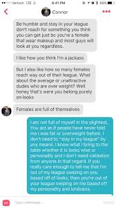 tinder bans guy for being a complete a hole to a