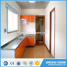 china leading technology prefab modular house shipping container
