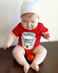 best baby halloween costume 2017 ketchup baby costume set by buzz