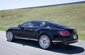 bentley sport coupe 2014 bentley continental gt information and photos zombiedrive