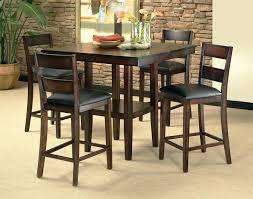 Bar Height Kitchen Table  KIurtjohnsonco - Counter height kitchen table with storage