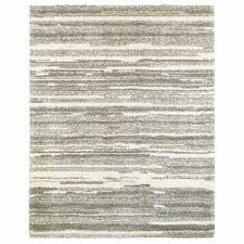 Gray Rug 8x10 A345 Lizzy Grey Ombre Shag Rug At Home At Home