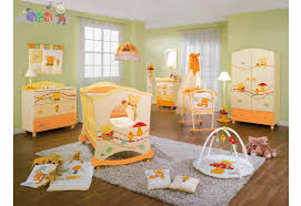 Ideas for Classic Winnie the Pooh Nursery — Modern Home Interiors