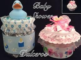 dulceros para baby shower youtube