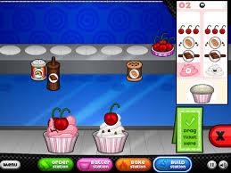 jeux de cuisine papa louis poulet jouer à papa s cupcakeria jeux gratuits en ligne avec jeux org