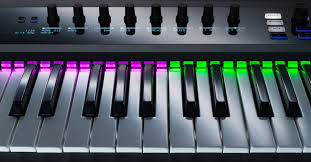 piano keyboard with light up keys native instruments kontrol s49 midi keyboard review the wire realm