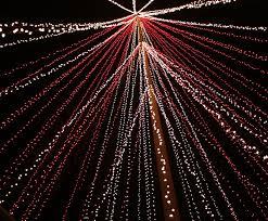 chickasha festival of light at shannon springs park near oklahoma