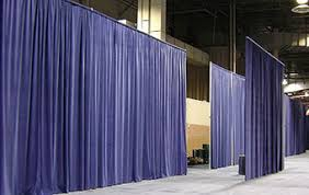 drape rental event rentals stage curtains qsd inc