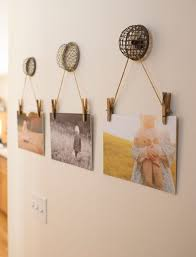 unique ways to hang pictures nice décoration mural 3 ridiculously pretty ways to display family