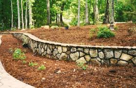 Front Yard Retaining Walls Landscaping Ideas - adorable retaining wall ideas fan n garden retaining wall in