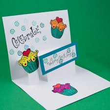 card making idea step pop up card tutorial greeting card class