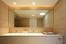 bathroom mirror ideas best 25 large bathroom mirrors ideas on for vanity wall