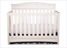 Delta Canton 4 In 1 Convertible Crib Contvertible Cribs Changer Combo Modern Mahogany Wood Delta