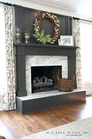best ideas about fireplace refacing on brick images remodel