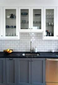 articles with two tone kitchen cabinets and island tag two tone