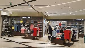 siege social lacoste lacoste opens 38sq m store at lotte duty free tower the