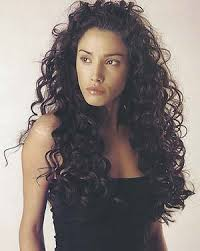 thick coiled hair long very curly hair style thick black womens long hair style
